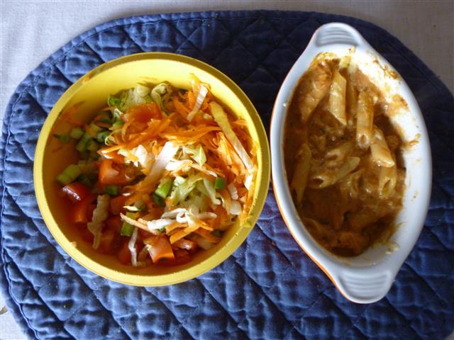 Name:  Tuna Pasta Bake-2 (Small).JPG Views: 933 Size:  78.1 KB