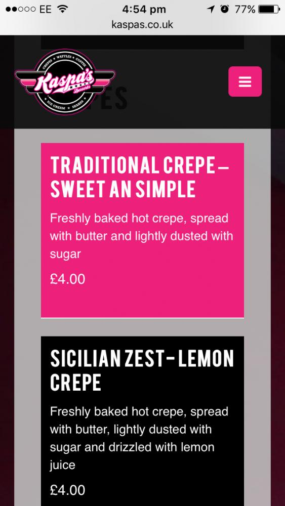 Is there any point in synning these desserts? - Slimming World