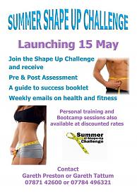 Summer Shape Up Challenge - FREE Tips & Advice On Health & Fitness-summerchallenge.jpg