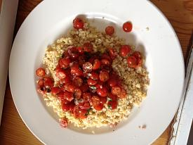 Barley and Bulgur  Cherry Tomatoes Salad-photo-3-5.jpg