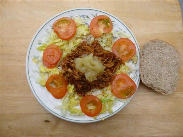 Name:  Pulled Pork Bap (Small).JPG
