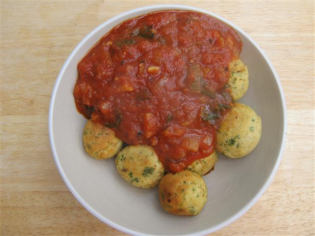 Name:  Gnocchi &  Sauce (Small).JPG